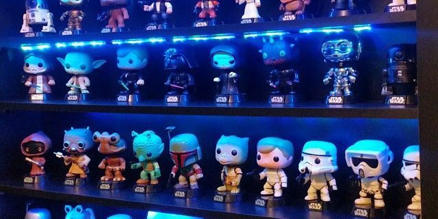 jedi star wars collection