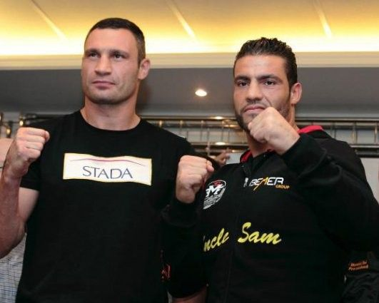 Vitali Klitschko has had the last fight in Moscow