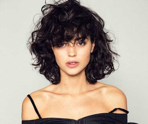 Elegant Bob hairstyles for thick hair  #elegant #hairstyles #thick