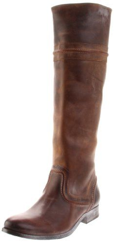 Amazon.com: FRYE Women's Melissa Trapunto Knee-High Boot: Shoes