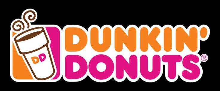Dunkin Donuts Symbol   Donut logo, Dunkin, Dunkin donuts