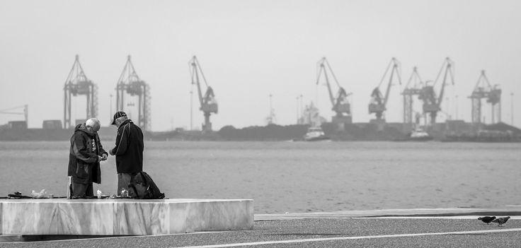 Ανύψωση ηθικού - Φωτογραφία: Νικόλας Μανωλάκος
