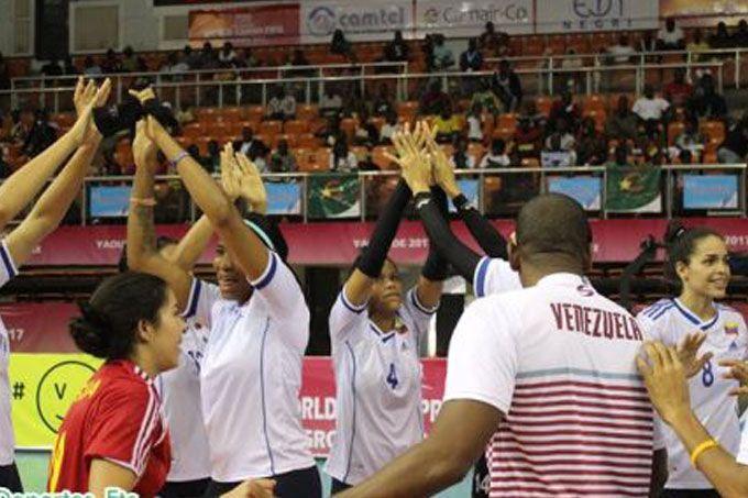 Venezuela neutralizó a Argelia en Grand Prix Mundial de Voleibol #Deportes #Ultimas_Noticias