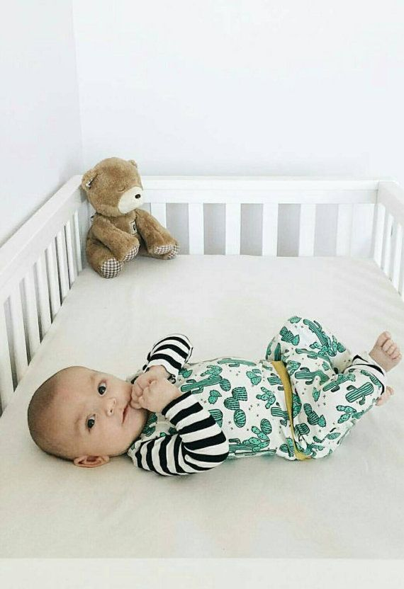 Jongen komen thuis outfit organische baby door MishmashClothing