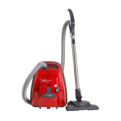 SEBO 91665GB K1 Eco cylinder Vacuum Cleaner, Red #SEBO #vacuum #cleaner #VacuumCleaner #AtlanticElectrics