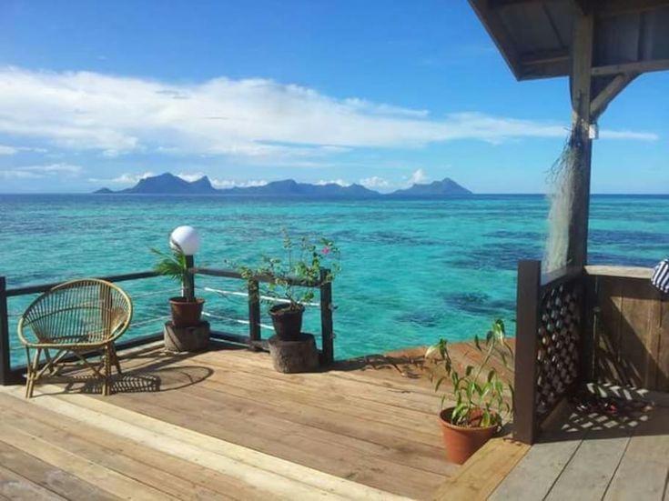 Schau dir dieses großartige Inserat bei Airbnb an: Lato Lato Resort - Schöne Chalets zur Miete in Semporna