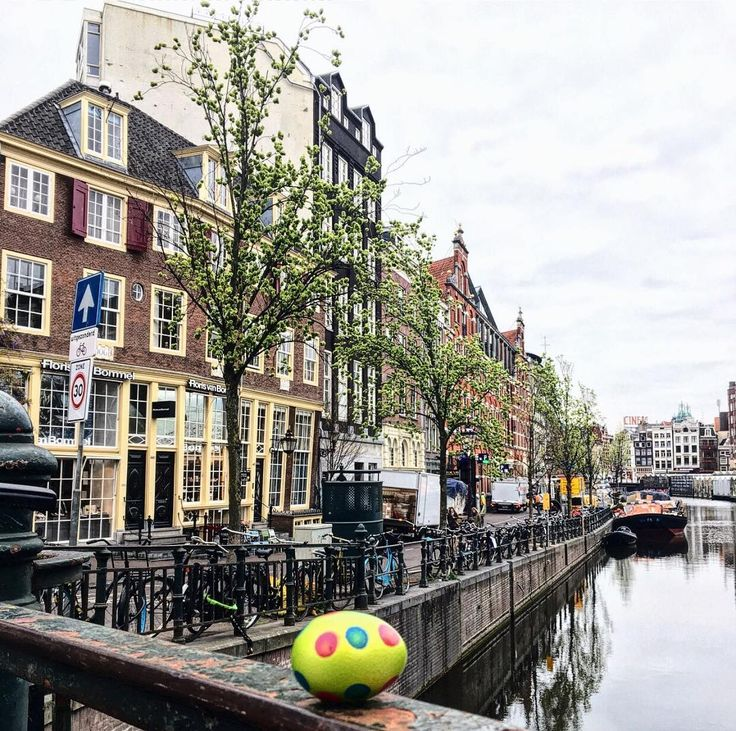Want to explore this Easter weekend? We've got you covered with our FREE Amsterdam City Guide when you download our app. Tag us where you go at #yoursoulisyourcompass