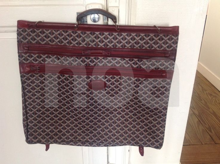 #goyard #portehabits #vintage #bagage #valise #collection #fashion #ancien
