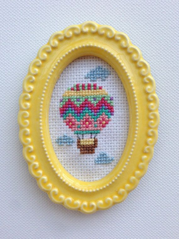 Stitchery Tape.  This is what makes your finished cross stitch and embroidery work lie perfectly flat forever. Super easy to use and archival, so it will never yellow. #craft #supplies