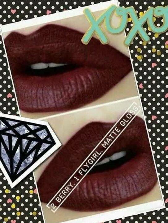 I love this combo of Lipsense lip colors! Amazing for fall!
