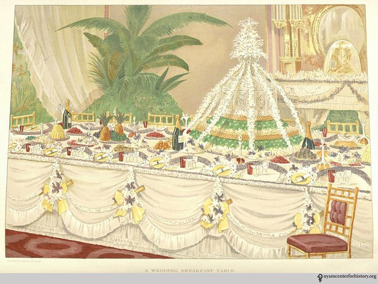 Victorian Cookbooks Were Stuffed with Costumed Roosters and Sphinx Cakes | Atlas Obscura