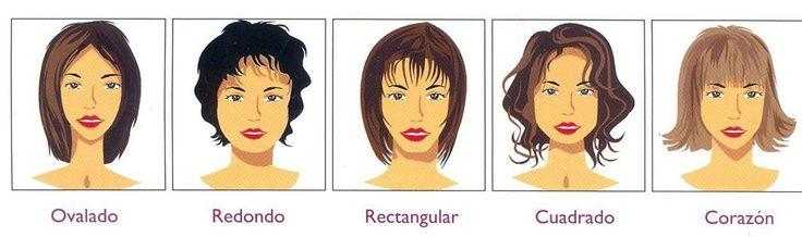 Cortes y peinados para cada tipo de rostro | Cuidar de tu belleza es facilisimo.com