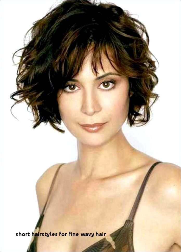 Short Hairstyles For Thin Curly Hair Gallery Short Curly Bob Short Wavy Hair Wave Perm Short Hair