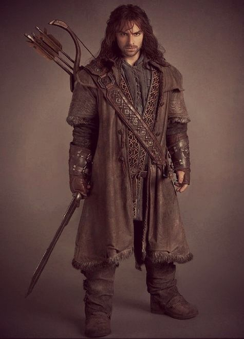 Kili by ~candehale on deviantART  The Hobbit