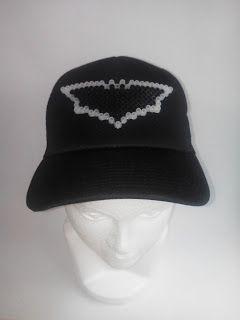 Gorras de Pixeles: Batman inicia