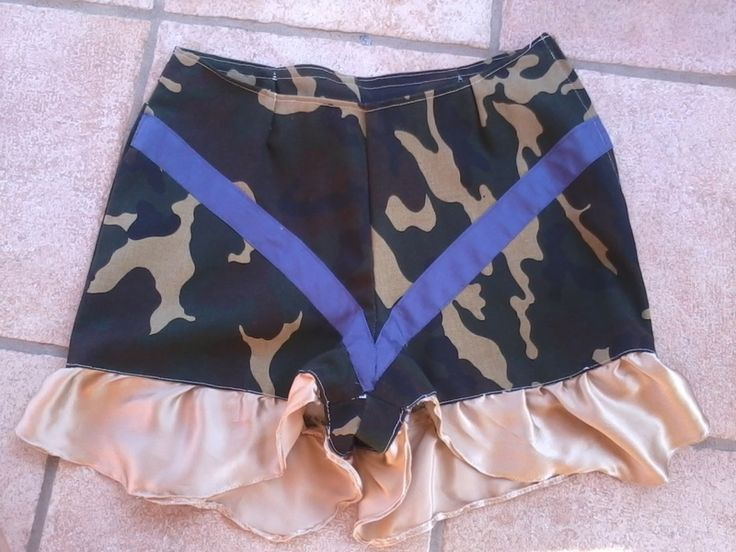 military shorts avaible now on sale in DAWANDA market place. My online Dawanda shop is Gothcoutureitaly.it or my website www.gothcouture.it