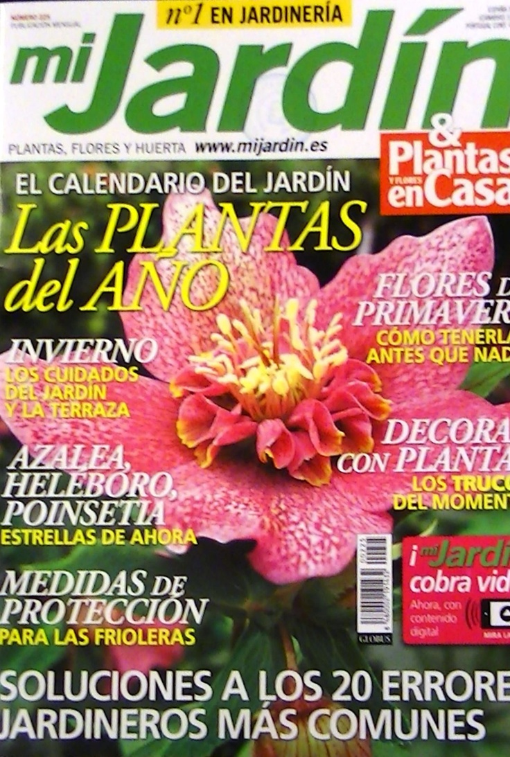 22 best revistas jardineria images on pinterest journals for Jardineria argentina