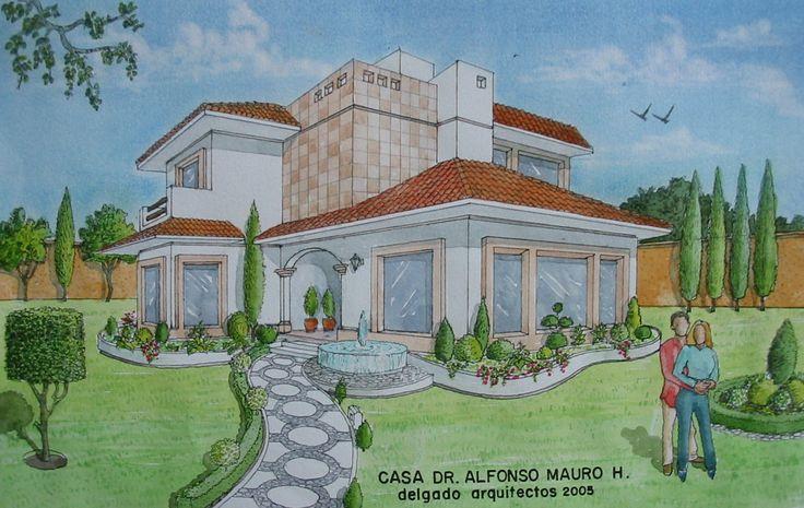 Perspectiva remodelacion casa habitaci n proyectos for Proyectos de casas