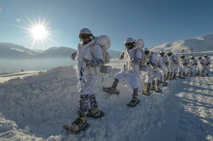 Turkey Mountain Commandos