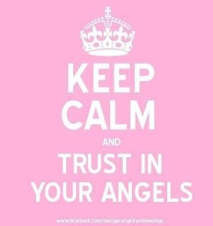 I believe in Angels; did you know you should name your own Guardian Angel?? Mine…