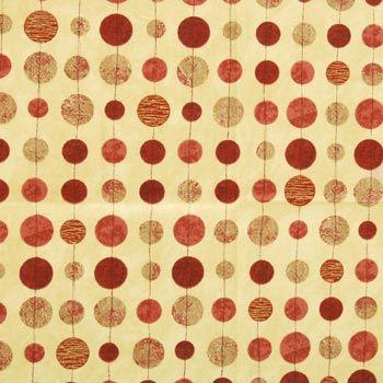 Laser Curtain Fabric