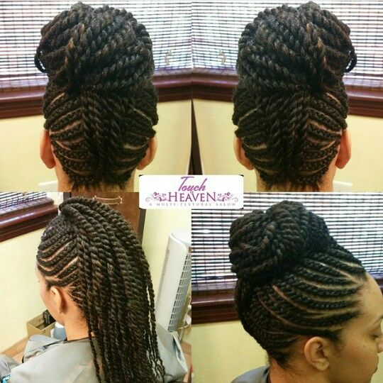 1000 images about hair braids on pinterest crochet for A touch of heaven salon