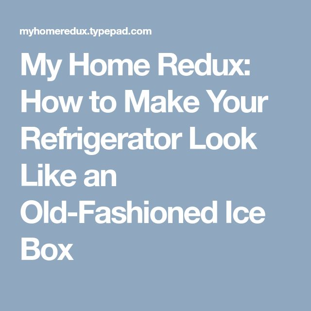 how to make ice faster in refrigerator