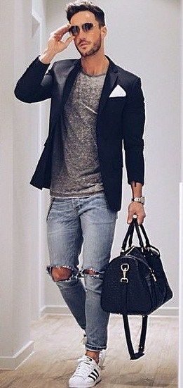 25  Best Ideas about Man Style on Pinterest | Men's style, Mens ...