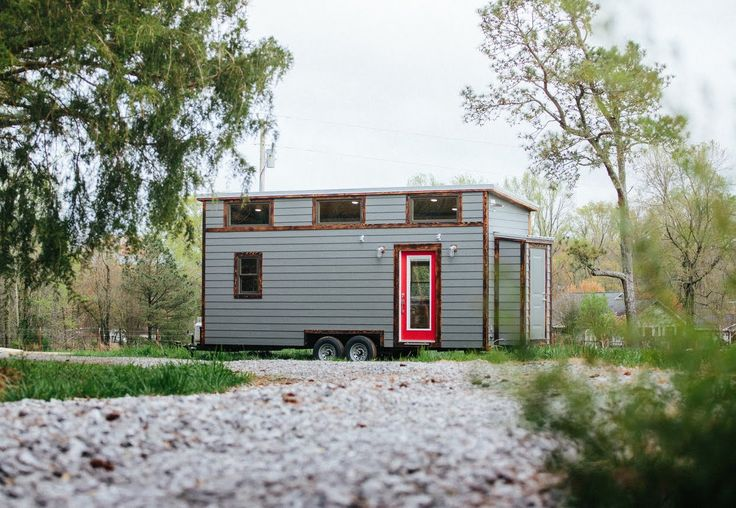 1000 images about portable tiny homes on pinterest tiny for Custom home builders chattanooga tn