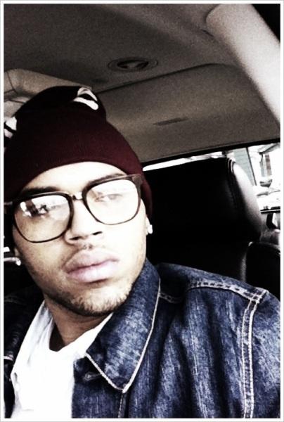 Chris Browns Twitpics