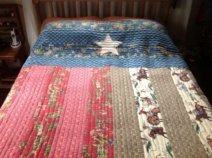 59 best Texas quilt images on Pinterest | Album, Crafts and Horses : texas flag quilt - Adamdwight.com