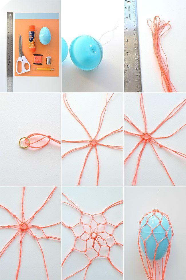 Recycler les cocos de plastique pour en faire des montgolfières! - Bricolages - Des bricolages géniaux à réaliser avec vos enfants - Trucs et Bricolages - Fallait y penser !