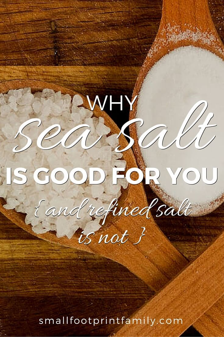Salt has earned a bad reputation, but you may not know there are different kinds of salt. Unrefined, natural salt is better than regular table salt, and, contrary to conventional wisdom, is vital to good health. Click to find out why!