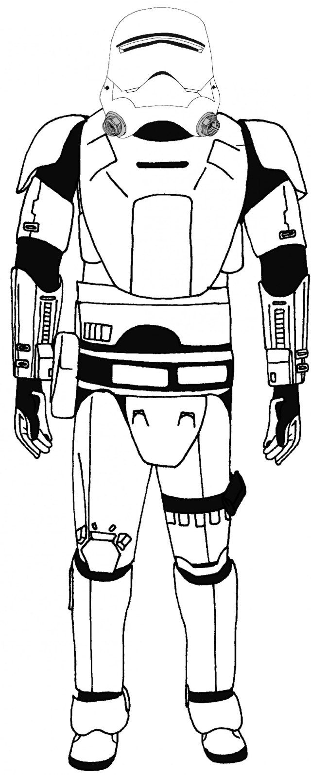 27 Inspiration Picture Of Stormtrooper Coloring Page Entitlementtrap Com In 2020 Stormtrooper Star Wars Stormtrooper Art Coloring Pages