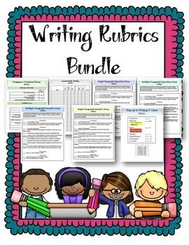 best compare and contrast essay graphic organizer images on  this bundle of writing rubrics will help you assess your students writing writing rubrics