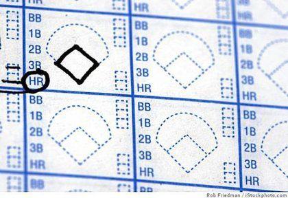 Keeping Score in Little League Baseball