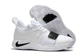 e9fb700583e0 Hot Selling Nike Paul George PG 2. 5 White Black Men s Basketball Shoes  Male Sneakers