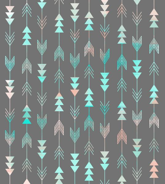 Aztec Arrows Art Print by Sunkissed Laughter | Society6
