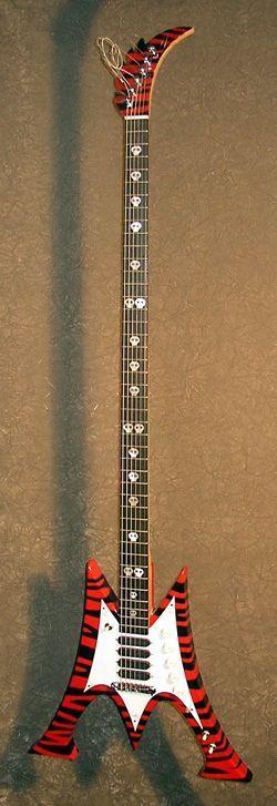 Dr. Weirds 40 fret Guitar For Real (never mind a Baritone!!) --- https://www.pinterest.com/lardyfatboy/