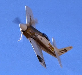 Reno Air Racing Championship 1995 Strega vs. Rare Bear