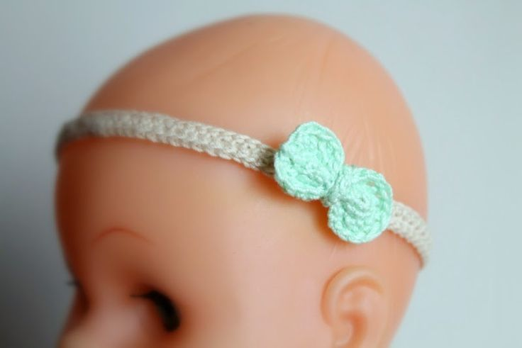 139 best images about crochet: headbands & hair ...