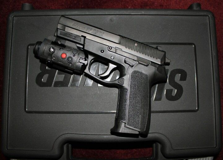 Sig Sauer S2022 9mm 15 1 Capacity Tactical Light Laser