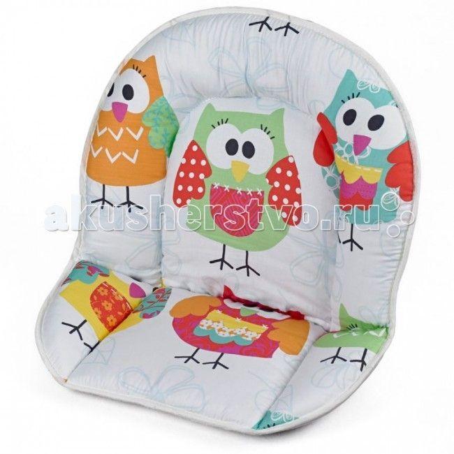 Geuther Мягкая вставка для стула 4737  Geuther Мягкая вставка для стула 4737  Вкладыши для сиденья обеспечивают мягкий, безопасный и плавный старт в заоблачные высоты: с одной стороны, они оптимально адаптируют поверхность для сиденья к размерам малыша, с другой - предотвращают соскальзывание малыша, – кроме того, они чрезвычайно удобны.   Все вкладыши для сиденья поддаются либо сухой чистке, либо стирке: это необходимо, особенно когда ребенок учится самостоятельно кушать! Различное…