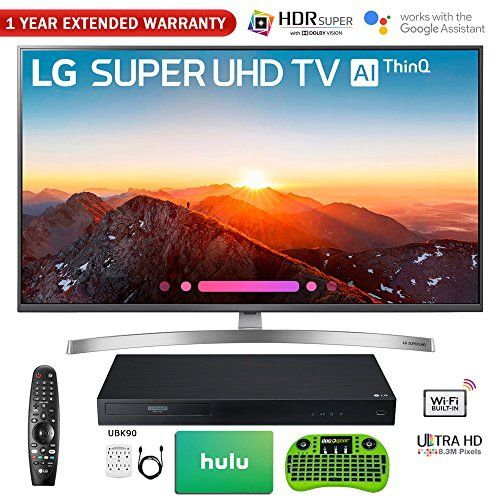 New Offer Lg 4k Hdr Smart Led Ai Super Uhd Tv With Thinq 2018
