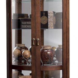Howard Miller Corner Display Cabinet