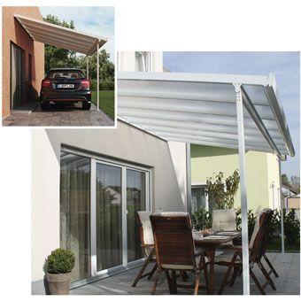 Terrassendach Bausatz Typ B    -   4200x3000mm