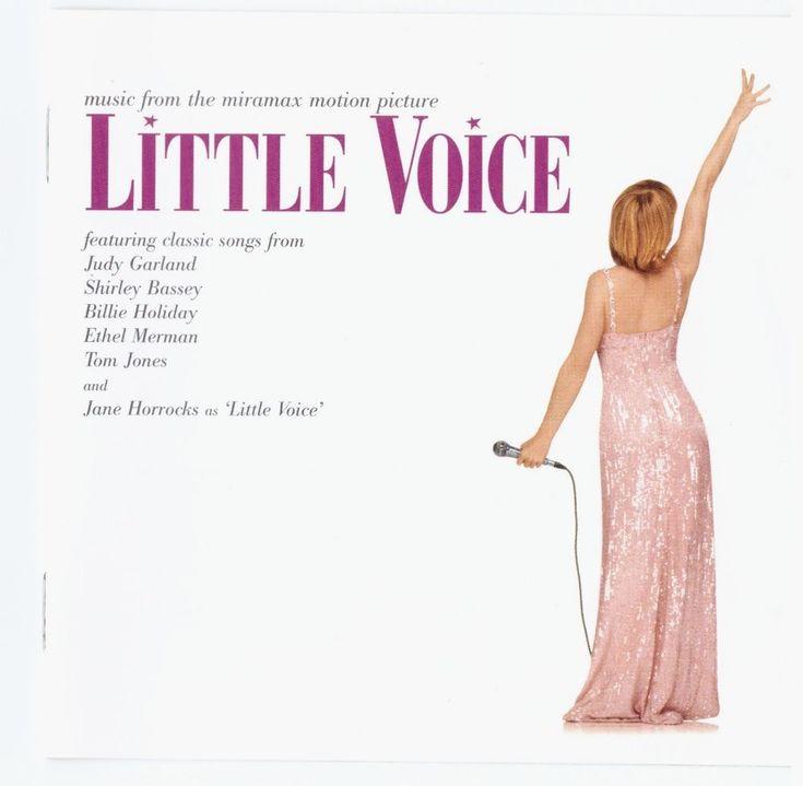 Little Voice 1998 Soundtrack CD Jane Horrocks, Billie Holiday, Judy Garland