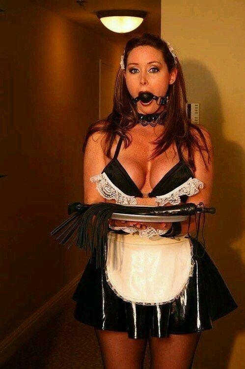 French maid bdsm