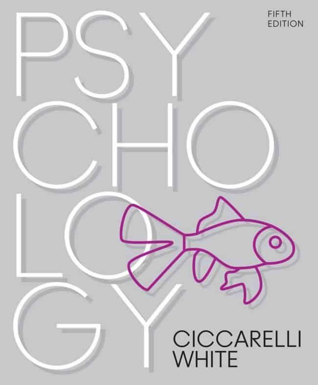 Psychology 5th Edition Saundra K Ciccarelli J Noland