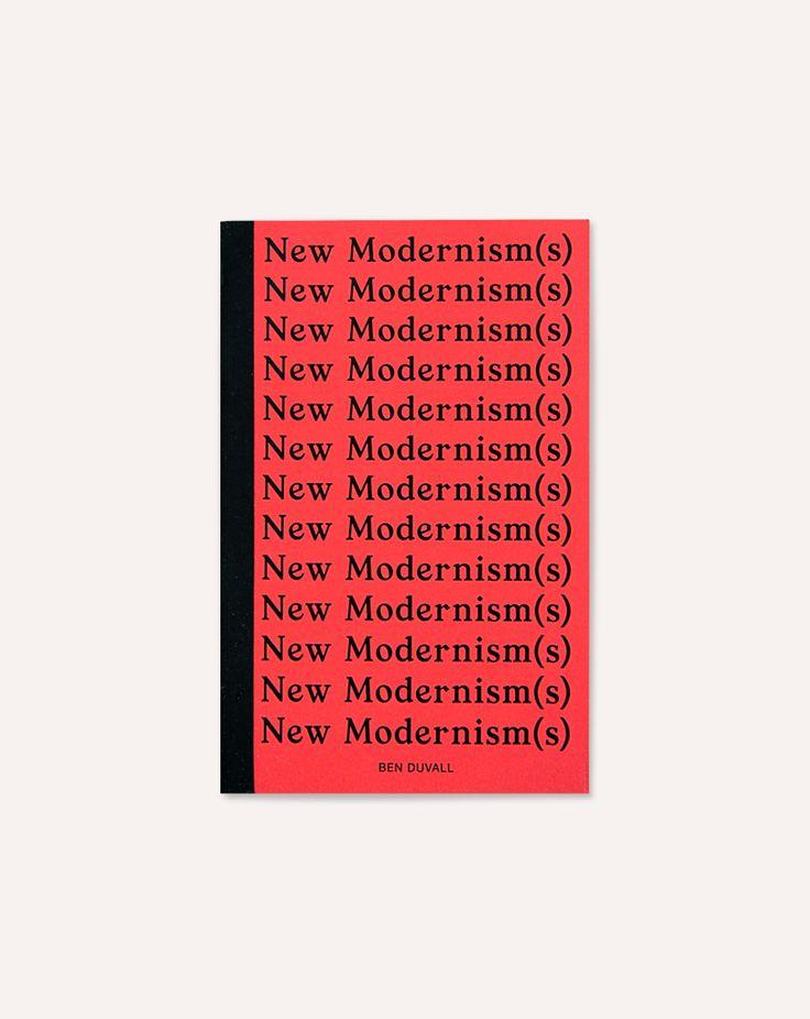 "drawdownbooks: Grab a copy of ""New Modernism(s)"" at www.draw-down.com"